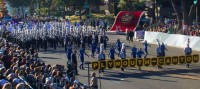 PCMB Performs for the Tournament of Roses Parade