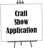 PCMB Craft Show Application