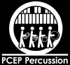 pcep percussion white black 100x92