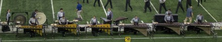PCMB Pit Percussion