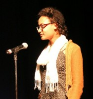 "Arah Samuels performs ""At Last"" (2015)"