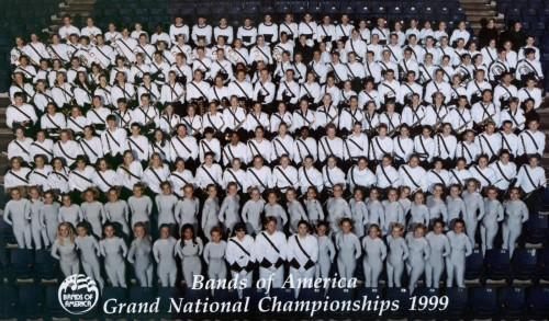 Bands of America Grand National Championships 1999