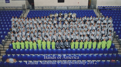 Bands of America Grand National Championships 2012