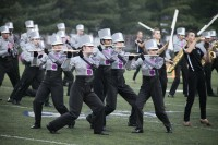 P-CEP Marching Band Flutes at Livonia Franklin on October 14th