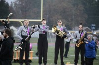 P-CEP Marching Band Quartet at Livonia Franklin