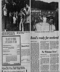 Article - 1974 - Ready For Weekend (Page 2 - page 1 missing)