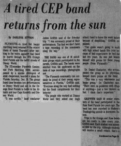 Article - 1974 - Return From Sun (Page 1)