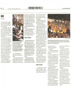 Observer Article (November 11): Return to Greatness - Page 2