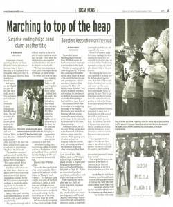 Observer Article (November 4): Marching to top of heap - Page 2