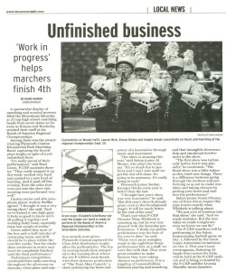 Observer Article (September 20): BOA Regionals - Page 2