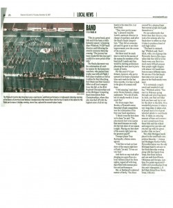 Observer Article (November 22): Lucky seven. Observer article by Dianne Hanson covers PCMB at Indy - Page 2