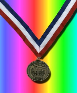 Finals Medallion