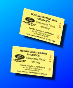 MCBA State Finals Tickets