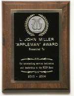 "L. John Miller ""Apple Man"" Award"
