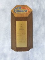 November 7: 1992 BOA Grand National Championship the Indianapolis Hoosier Dome - 1st Place - Class AAA