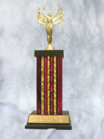 September 25: Linden 6th Annual Marching Band Invitational - Best Color Guard - Flight 1