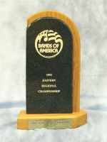 October 8: BOA 1994 Eastern Regional Championship West Virginia University Morgantown  - 7th Place - Finals