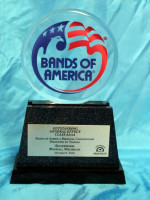 October 9: Bands of America Regional Championship, Pontiac Michigan - Best General Effect - Class AAAA