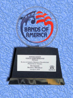 October 9: Bands of America Regional Championship, Pontiac Michigan - Best Visual Effect Finals - Finals