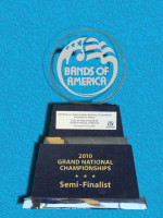 BOA Grand National Championships  - Semi-Finalist - Class AAAA