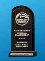October 6: Bands of America Regional Championship, Pontiac Michigan - 1st Place Finals - Finals