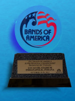 October 20: Bands of America Super Regional Championship Lucas Oil Stadium October 19-20 2012 - Participant Class AAAA