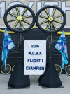 November 5th: MCBA State Championships - 1st Place Banner
